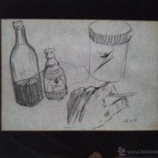 Arte: ALEJANDRO COSTA / DIBUJO / MANO, . Lote 41400128