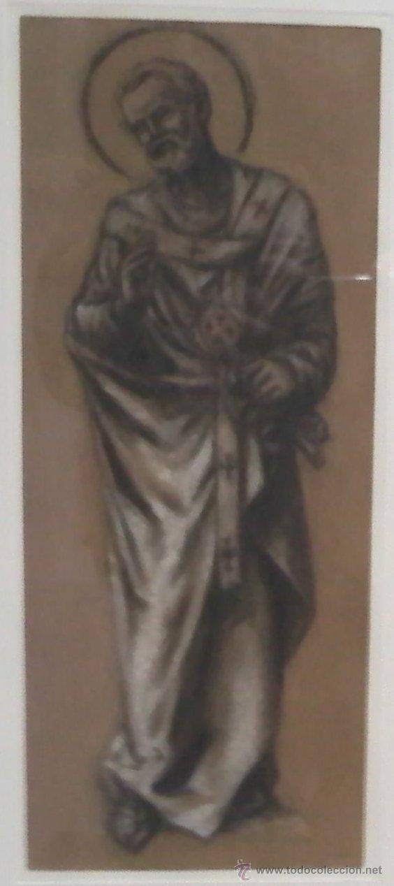 Arte: Ricard Marlet Saret. Dibujante, pintor y grabador nacido en Sabadell en 1896. (San Pedro) - Foto 2 - 41533269