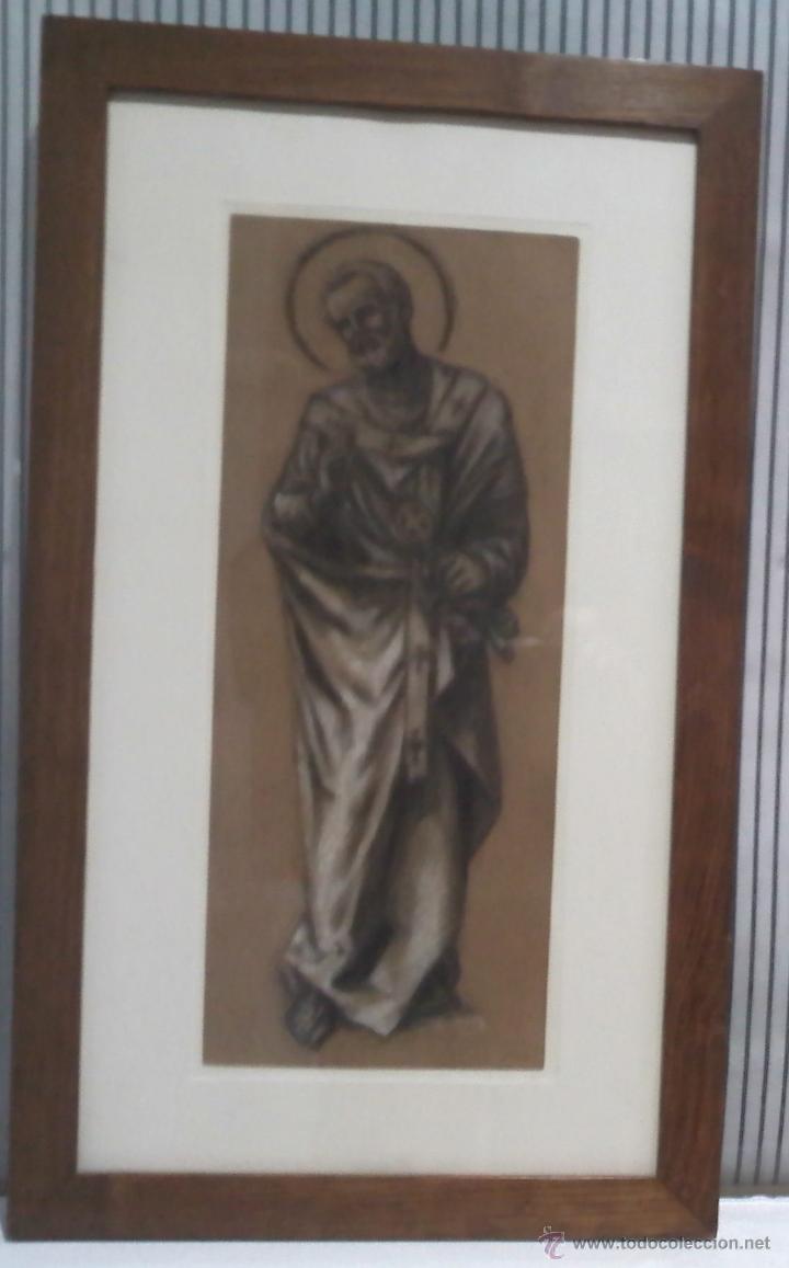 Arte: Ricard Marlet Saret. Dibujante, pintor y grabador nacido en Sabadell en 1896. (San Pedro) - Foto 3 - 41533269