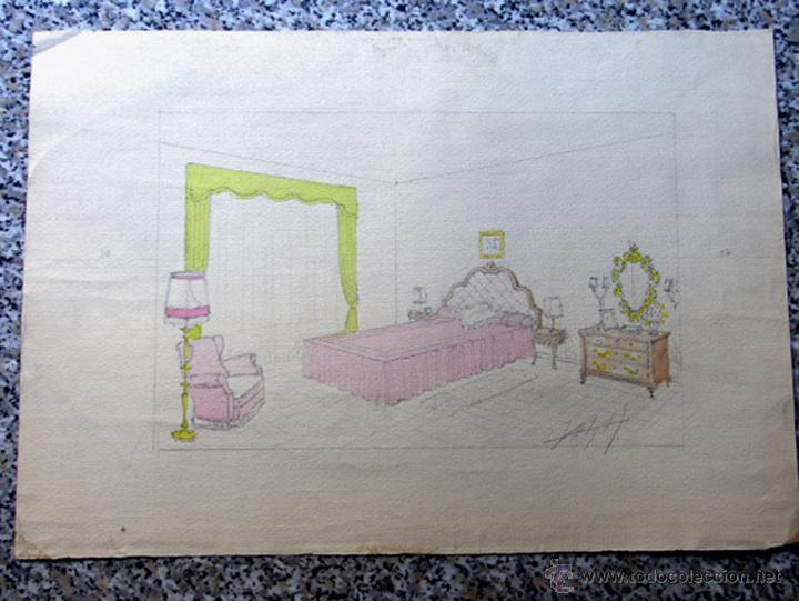 dibujo a lapiz y coloreado / boceto - diseño ha - Comprar Dibujos ...