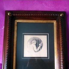Arte: APELES MESTRES, DIBUJO ORIGINAL 1884 APEL.LES MESTRES. Lote 42229316