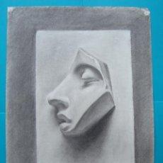 Arte: DIBUJO AL CARBONCILLO FIRMADO A. GIL. Lote 42288434