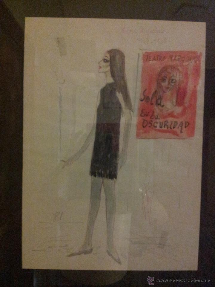 VITIN CORTEZO DIBUJO (Arte - Dibujos - Contemporáneos siglo XX)