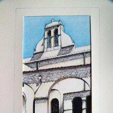 Arte: DIBUJO DE IBIZA DE NUÑO. Lote 45476775
