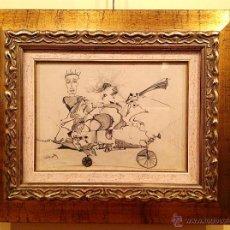 Arte: LA OBRA MUY PERSONAL DEL PINTOR PERE MÀRTIR VIADA. Lote 46317429