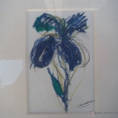 Arte: DIBUJO DE ANGEL HERNANSAEZ, MURCIA. Lote 46872300
