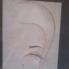 Arte: DIBUJO EN COLOR FIRMADO POR CANDIDA. Lote 48715733