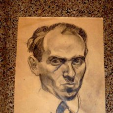 Arte: DIBUJO DE CALIDAD DE HERNAN PICO.1946. Lote 48909890