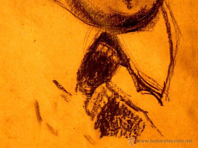 Arte: dibujo de calidad de Hernan Pico.1946 - Foto 4 - 48909890