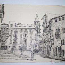 Arte: MALLORCA. PALMA DE MALLORCA. PLAZA DE LA PAJA.. Lote 50325024