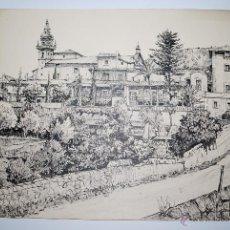 Arte: MALLORCA. LA CARTUJA. VALLDEMOSA.. Lote 50325145