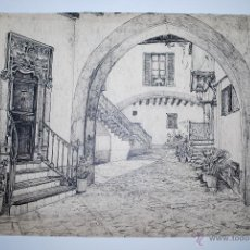 Arte: MALLORCA. ANTIGUA VICARÍA DE LA SEU EN PALMA DE MALLORCA. Lote 50325298