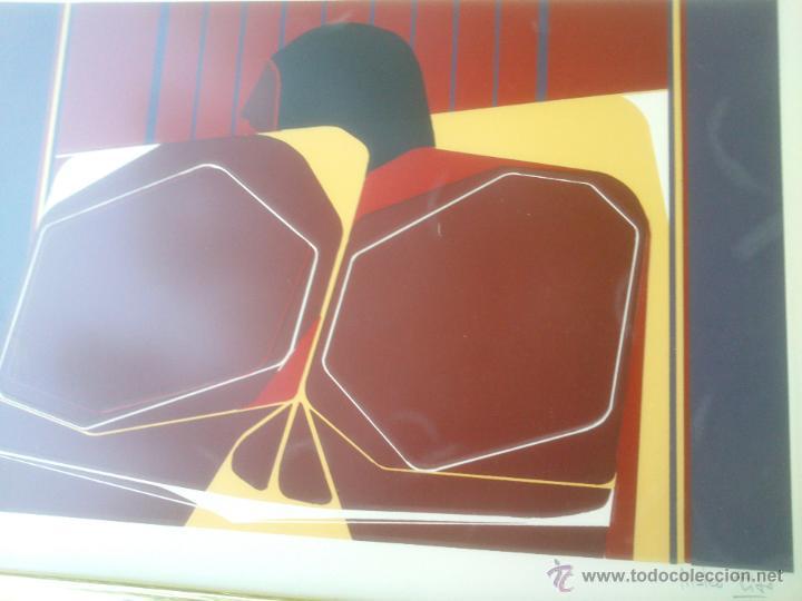 Arte: DIBUJO EN VARIAS TINTAS.AUTOR;MATEO PITA.NUMERADA 32/100 - Foto 2 - 50380598