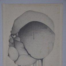 Arte: JEAN PIERRE VAN OUDENHOVE DIBUJO ORIGINAL A GRAFITO . Lote 50650967
