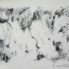 Arte: RAFAEL BEJARANO ( ARTISTA MALAGUEÑO), INTERESANTE DIBUJO ORIGINAL VINTAGE, A TINTA, FIRMADO.. Lote 50750764