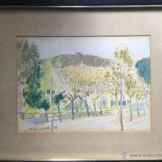 Arte: SERRA LLIMONA 78 (AMETLLA DEL VALLES). Lote 51161745