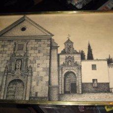 Arte: DIBUJO TINTA FIRMADO AVILA BAENA 95 MEDIDA 46 X 30 CM.. Lote 51178471