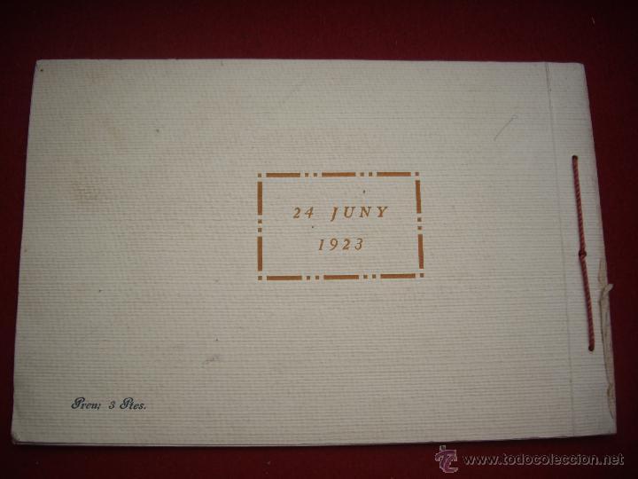 Arte: MASIES DEL BAIX-EMPORDÀ, 25 dibujos de Francisco Vidal + 2 láminas. Ed.Octavi Viader impressor 1923 - Foto 10 - 51628450