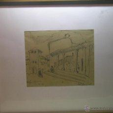 Kunst - Dibujo de Coll Bardolet - Deyá - 52713008