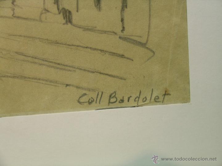 Arte: Dibujo de Coll Bardolet - Deyá - Foto 4 - 52713008