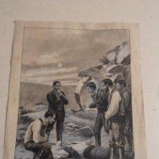 Arte: DIBUJO DE JOAQUIM COLL SALIETI. Lote 53419718