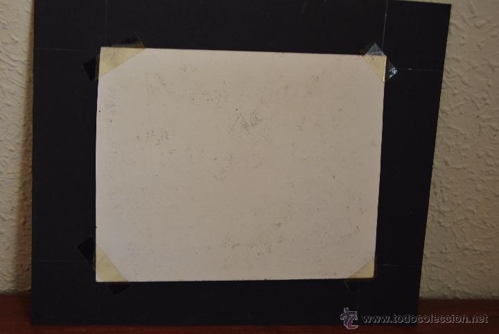 Arte: ORIGINAL PINTURA A LA CERA - BODEGÓN - FIRMADO - Foto 5 - 53980839