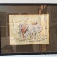 Arte: SEBASTIA CONGOST I PLA , DIBUJO. Lote 54052999