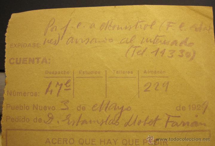 Arte: CARICATURAS AUTOR DESCONOCIDO. C.1927. 14 X 10.30 CM - Foto 7 - 54474244
