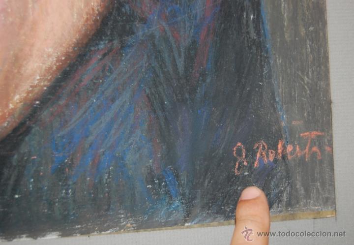 Arte: 2x DESNUDOS FEMENINOS - ORIGINAL 1970's - ¡ Extraordinarios ! - Foto 7 - 29783540