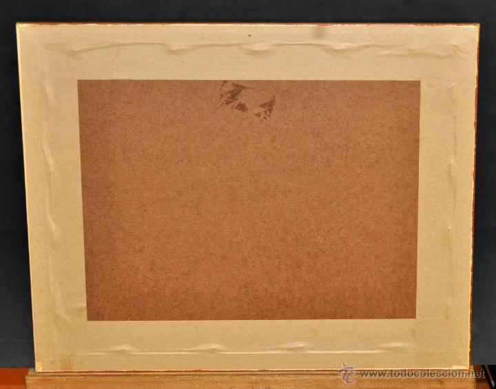 Arte: RAMON AGUILAR MORE (Barcelona, 1924 - 2015) DIBUJO A LÁPIZ SOBRE PAPEL DEL AÑO 1945. EN LA ACADEMIA - Foto 10 - 113137678