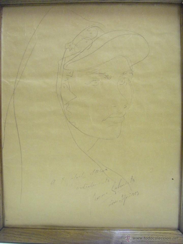 Dibujo del pintor valenciano genaro lahuerta en comprar - Pintor valenciano ...