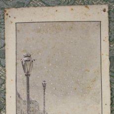 Arte: DI-059. ILUSTRACIÓN PARA L'ESQUELLA DE LA TORRATXA. RAMÓN MIRÓ FOLGUERA (1864-1927). Lote 55772594