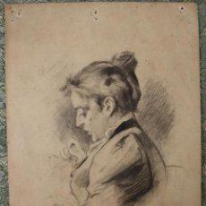 Arte: DI-066. ILUSTRACIÓN PARA L'ESQUELLA DE LA TORRATXA. FIRMADO LABARTA (?). SIGLO XIX. Lote 55880748