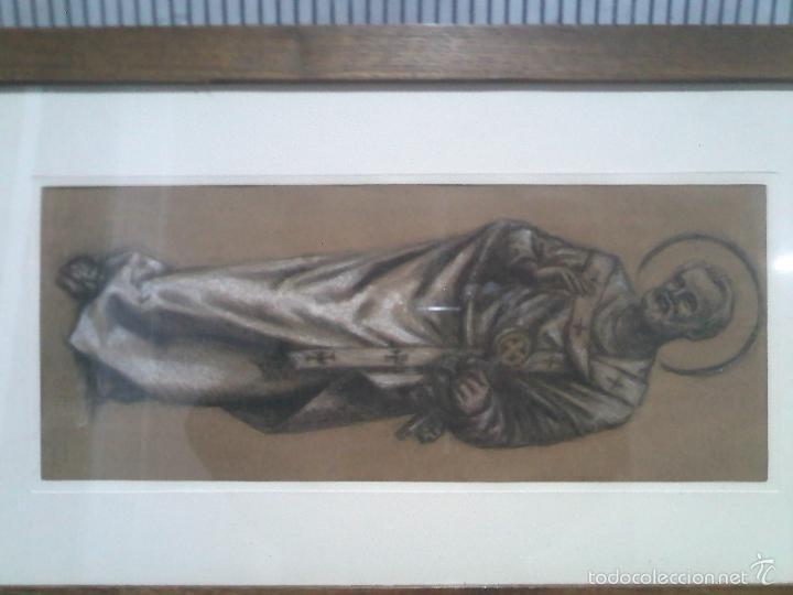 Arte: Ricard Marlet Saret. Dibujante, pintor y grabador nacido en Sabadell en 1896. (San Pedro) - Foto 6 - 41533269