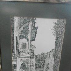 Arte: PLUMILLA DE GRANADA. Lote 56398384