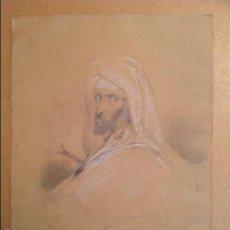 Arte: ILEGIBLE. EL BEDUINO.. Lote 56870971