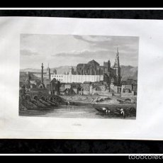Arte: 1853 - CORDOBA -GRABADO - ENGRAVING - GRAVURE - 240X150MM. Lote 57013386