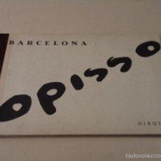 Arte: BARCELONA - OPISSO - DIBUIXOS. Lote 57907000