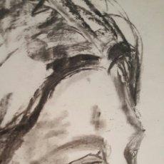 Arte: DIBUKO CARBONCILLO 40X30CM. Lote 58139969