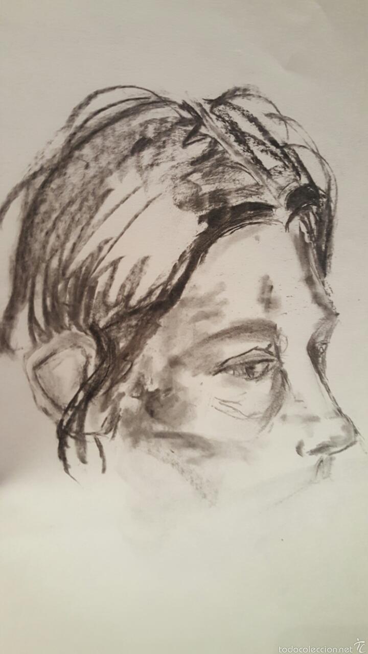 Arte: Dibuko carboncillo 40x30cm - Foto 2 - 58139969