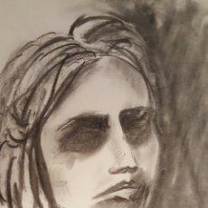 Arte: DIBUJO CARBONCILLO, 40X30CM. Lote 58139979