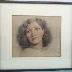 Arte: JOSEP GUARDIOLA BONET FIRMADO Y FECHADO 1932. Lote 58192901