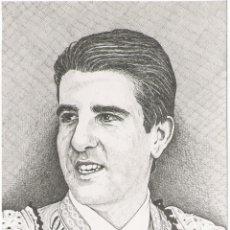 Arte: RETRATO DE JUAN JOSÉ PADILLA, DE FRANCISCO ARNIZ. Lote 58380731