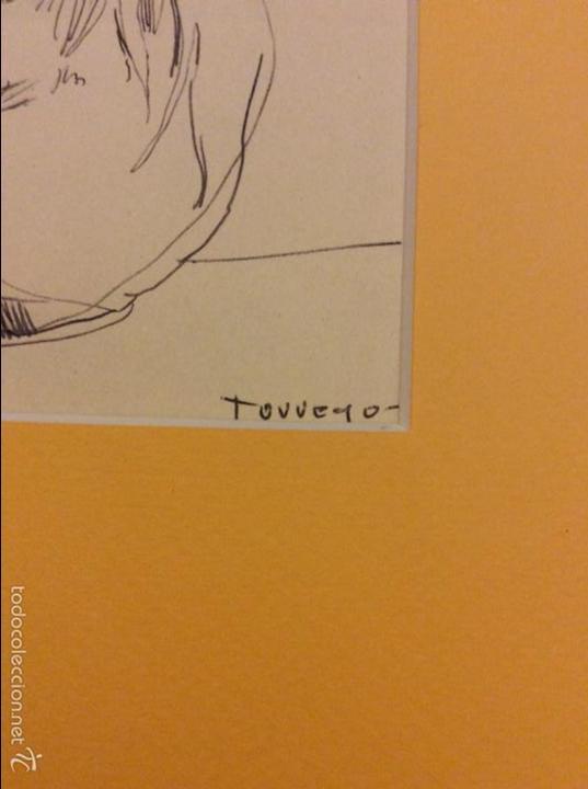 Arte: Dibujo de Emilio Torrego - Foto 3 - 58617929