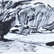 Arte: RAMON SANVISENS I MARFULL 1917-1987 - TINTA. Lote 58871706
