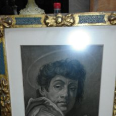 Arte: CARBONCILLO ANÓNIMO XIX . Lote 58882750