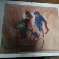 Arte: * ACRILICO . OBRA ORIGINAL DE J. CORES. Lote 61432589