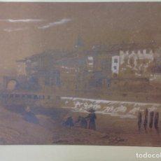 Arte: JOSÉ ARPA. VISTA DE UNA CIUDAD.. Lote 63122900