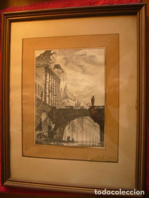 PIERRE BOUCHET: - DIBUJO A LA PLUMILLA - (1899) (Arte - Dibujos - Modernos siglo XIX)