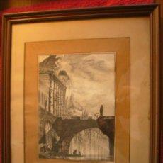 Arte: PIERRE BOUCHET: - DIBUJO A LA PLUMILLA - (1899). Lote 66299962